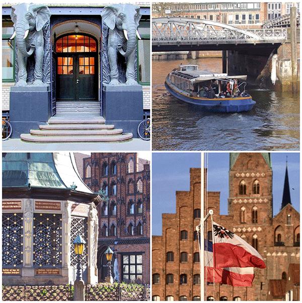 Hansestädte und Architektur